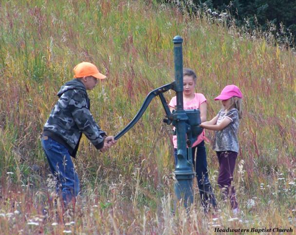 Hyalite Water Pump