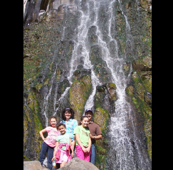 Water Falls and Family Time