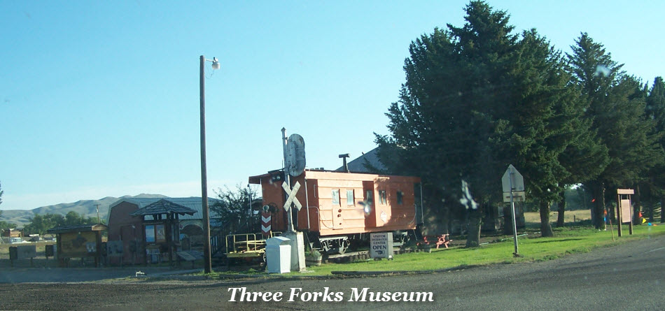 three forks museum