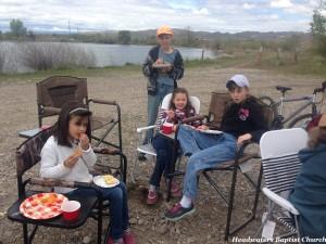 memorial day picnic kids